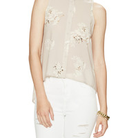 Taiden Floral Blouse