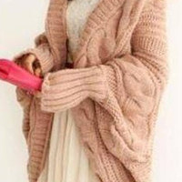 Flax Patterns Long Sleeve Cardigan
