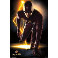 The Flash - Portrait 22x34 Standard Wall Art Poster