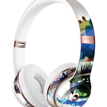 Soul Stare Eye Full-Body Skin Kit for the Beats by Dre Solo 3 Wireless Headphones