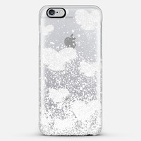 Snow Hearts iPhone 6 Plus case by Marianna Tankelevich | Casetify