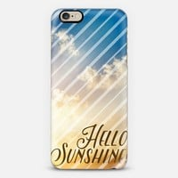 Hello Sunshine iPhone 6 case by Emilee Parry | Casetify