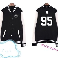 Bangtan Boys V Kpop BTS Jacket New