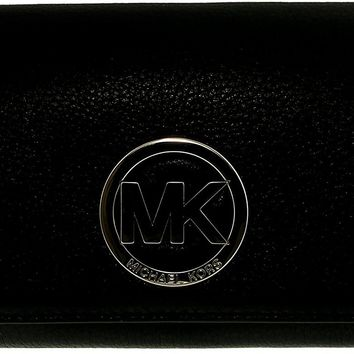Michael Kors Women's Fulton Carryall Leather Wallet
