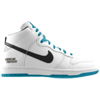 Nike Dunk High (NFL Carolina Panthers) iD Men's Shoe