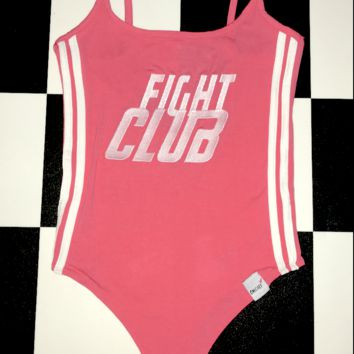 SWEET LORD O'MIGHTY! FIGHT CLUB BODYSUIT