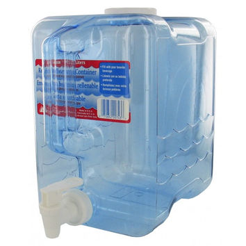 BEVERAGE CONTAINER - 2 GALLON