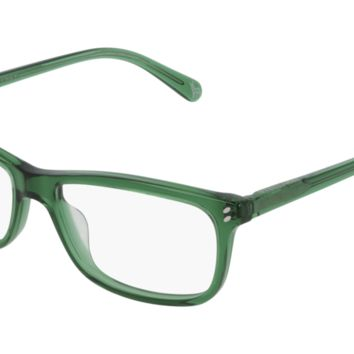 Stella McCartney - SK0044O Green Eyeglasses / Demo Lenses