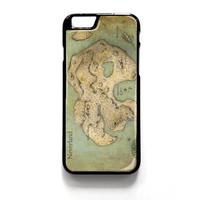 Peter Pan Map iPhone 4 4S 5 5S 5C 6 6 Plus , iPod 4 5  , Samsung Galaxy S3 S4 S5 Note 3 Note 4 , and HTC One X M7 M8 Case