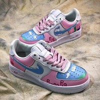 Nike Air Force 1 HT183-3011 AF1 Low Peppa Pig Shoes - Best Online Sale