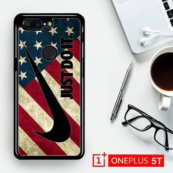 Nike American Flag L1969  OnePLus 5T / One Plus 5T Case