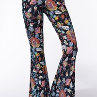 LA Hearts Flare Pants - Womens Pants - Black
