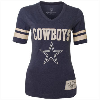 Dallas Cowboys Women's Cheer T-Shirt