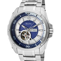 Men's Mechanical/Automatic Stainless Steel Watch