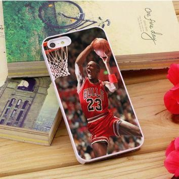 CREYUG7 Air Jordan Basketball iPhone 5|5S|5C Case Auroid