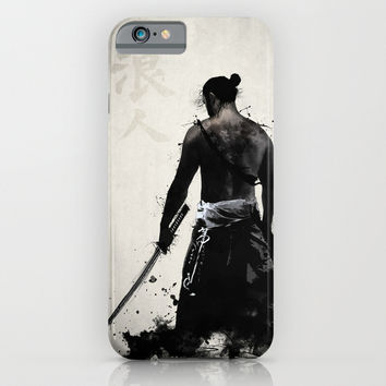 Ronin iPhone & iPod Case by Nicklas Gustafsson