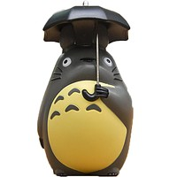 Mini My Neighbor Totoro Umbrella Action Figure Toy
