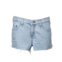El Norte Cutoff Denim Shorts