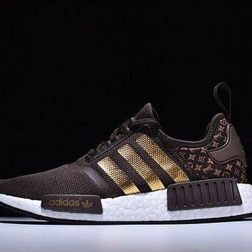 Custom Adidas NMD Louis votton (Rare)
