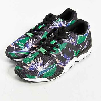Adidas Zx Flux Flowers Oil Painting