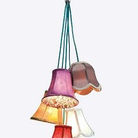 Kare Saloon Flowers Pendant Lamp - Urban Outfitters