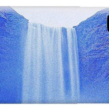 The Waterfall By Adam Asar - Phone Case