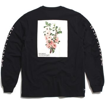 Ashes To Ashes Longsleeve T-Shirt Black