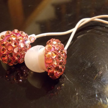Swarovski headphones u choose your swarovski by VANESSABLINGS