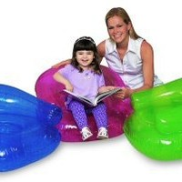 "Inflatable 30"" x 30"" Chair Pink"