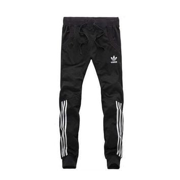 MDIGON1O Day First Black ADIDAS Training Skinny Pants