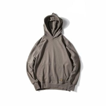 Casual Hoodies Cotton Pullover Hats [10795339395]