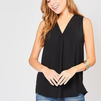 From Work to Play Tank Blouse