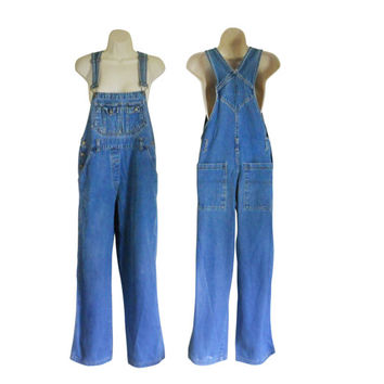 Women Denim Overall Women Overall Women Bib Overall 90s Overalls Dungarees Salopette Denim Overall Pants Long Overalls Blue Jean Over All