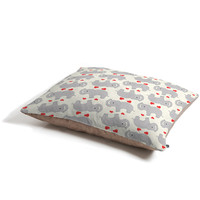 Allyson Johnson Elephant love Pet Bed