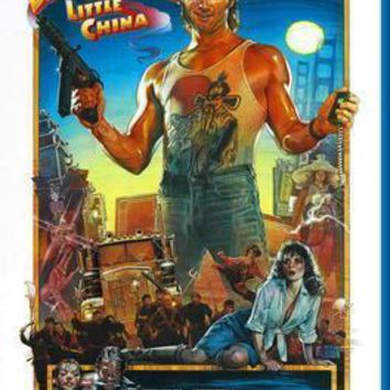 """Big Trouble In Little China poster 16""""x24"""""""