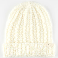 Neff Jen Beanie Ivory One Size For Women 26524216001