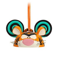 disney christmas tigger ear hat ornament new with tag