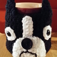 Boston Terrier dog Cup/Mug Cozy