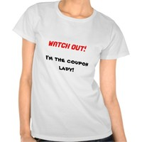 Coupon Lady Tee