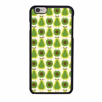 orla kiely apples and pears iphone 6 6s 4 4s 5 5s 5c cases