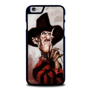 freddy krueger 3 iphone 6 6s case cover  number 1