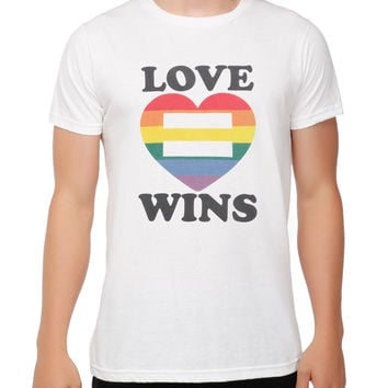 Love Wins Equality T-Shirt