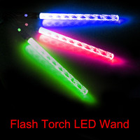 LED Magic Wand Color Changing Flash Torch Party Concert Glow Light Stick
