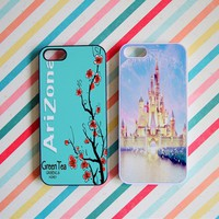 Pastel Dream Castle iPhone Case 5/5S 5C 4S/4