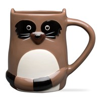 tag Riley Raccoon Mug