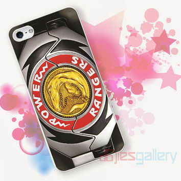 Red Ranger Power Morpher for iPhone 4/4S, iPhone 5/5S, iPhone 5C, iPhone 6 Case - Samsung S3, Samsung S4, Samsung S5 Case