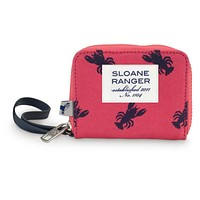 Lobster ID Wristlet by Sloane Ranger