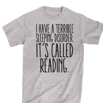 I Have A Terrible Sleep Habit Called Reading