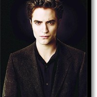 Limited Time Promotion: Robert Pattinson Stretched Canvas Print