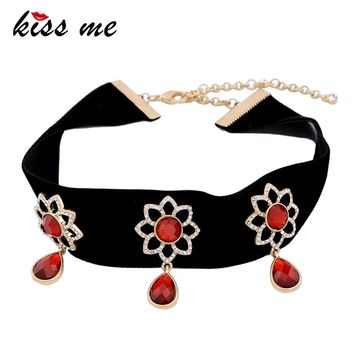 Classic Fashion Wide Collar Necklace